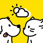 Cats & Dogs Weather icon