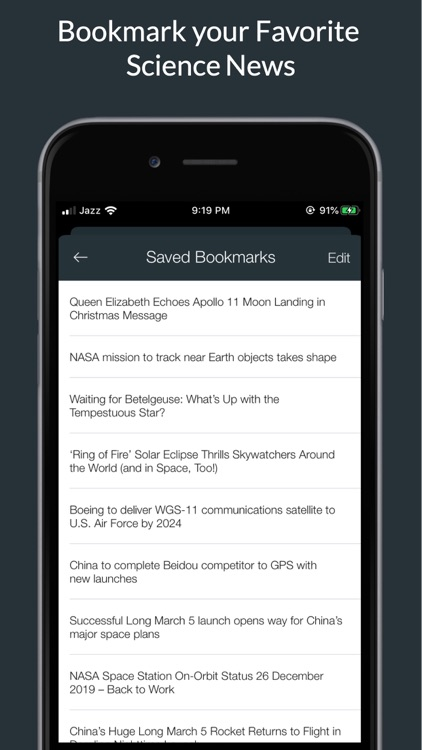 Science News Daily - Articles screenshot-4