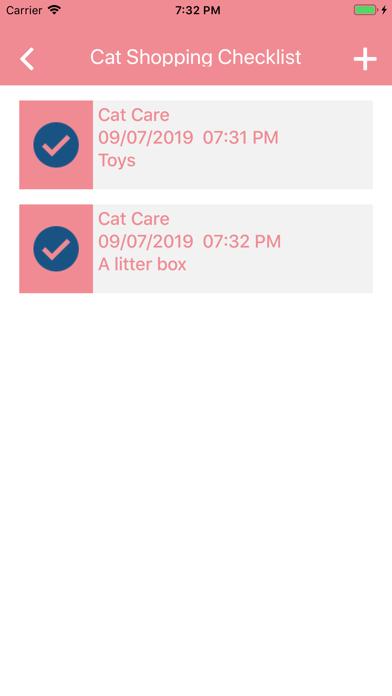 KittyCare: App for Cat Caring screenshot #7