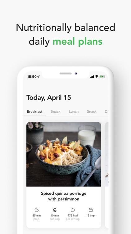 Vegan Recipes & Meal Plans screenshot-4