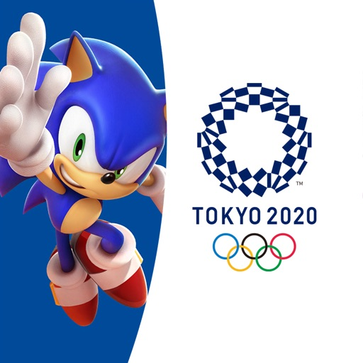 Sonic at the Olympic Games - Tokyo 2020 icon