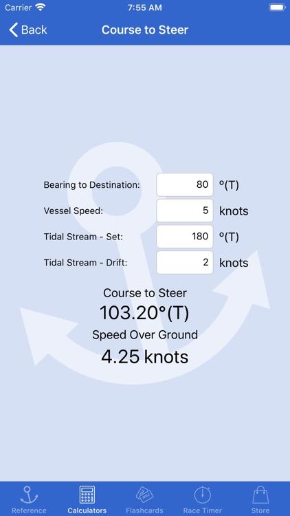 Sailing Reference screenshot-4