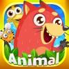 儿童游戏-2-5岁宝宝游戏看图识动物
