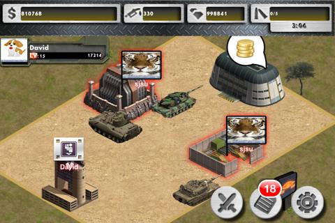 Mega War - náhled
