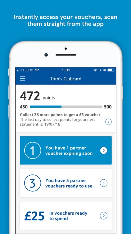 Tesco Clubcard screenshot-3