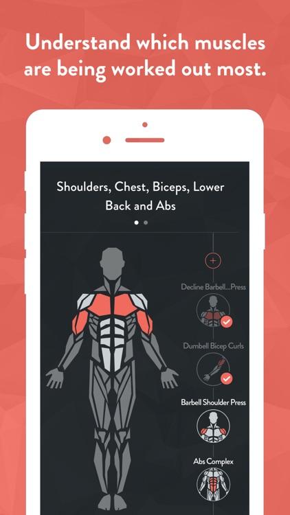 Fitbod Weight Lifting Workout screenshot-6