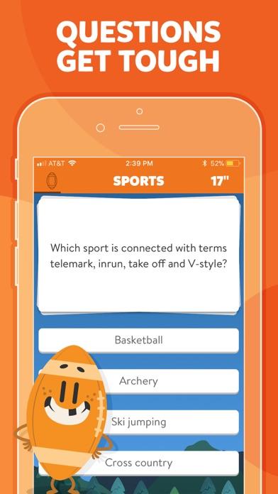 Trivia Crack (No Ads) Screenshot on iOS