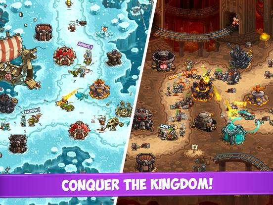 Kingdom Rush Vengeance Screenshots