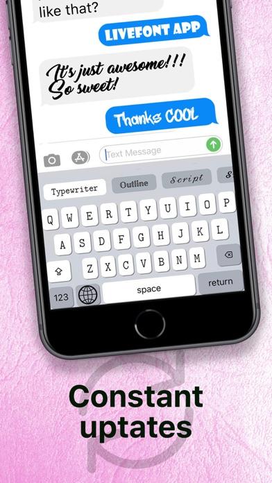 Top Fonts: Cool font, keyboard på PC