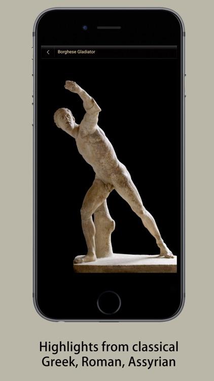 Louvre Museum Visitor's Guide screenshot-6