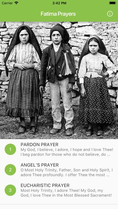 Fatima Prayers 1