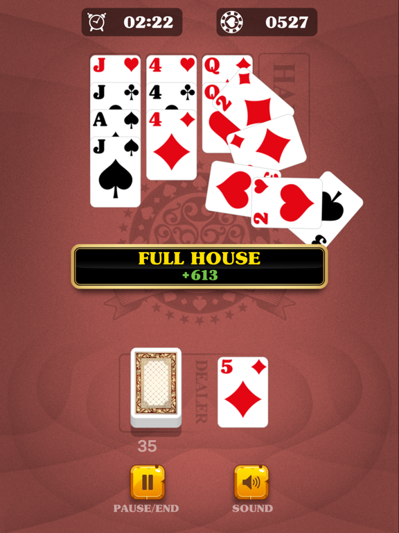 5-Card Solitaire: Match Cards screenshot 8