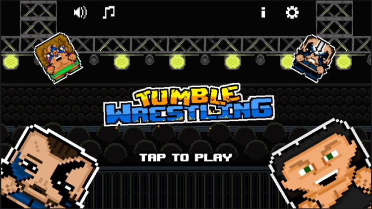 Tumble Wrestling screenshot-0