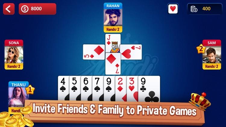 Mindi: Casino Card Game screenshot-4