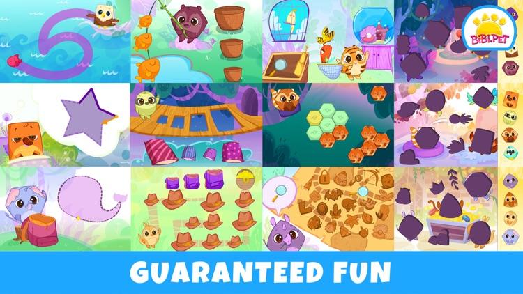 Bibi:Games for Toddlers 2 3 4 screenshot-4