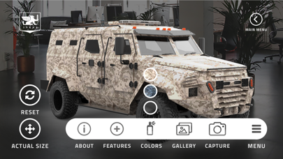 INKAS Armored screenshot three