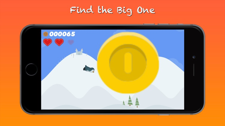 Charles: The Flappy Penguin screenshot-3