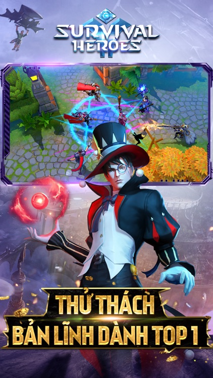 Survival Heroes Gamota screenshot-7