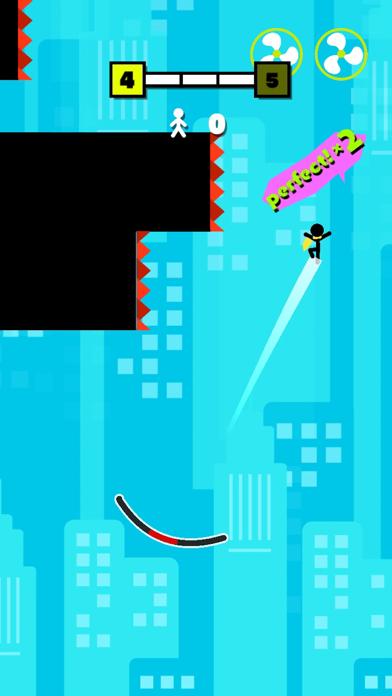 Bouncy Line screenshot 2