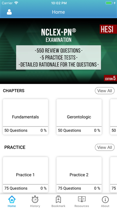 Top 10 Apps like HESI NCLEX-RN Exam Prep 2018 in 2019 for
