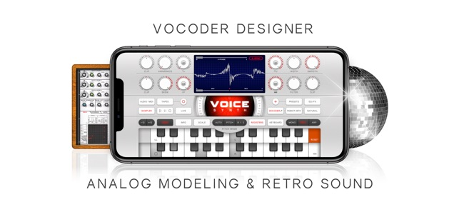 Voice Synth Modular on the App Store