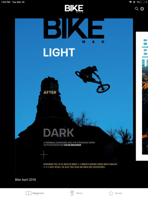 Bike Mag screenshot