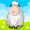 Irakli Mekvabishvili - Sheep scoring village  artwork