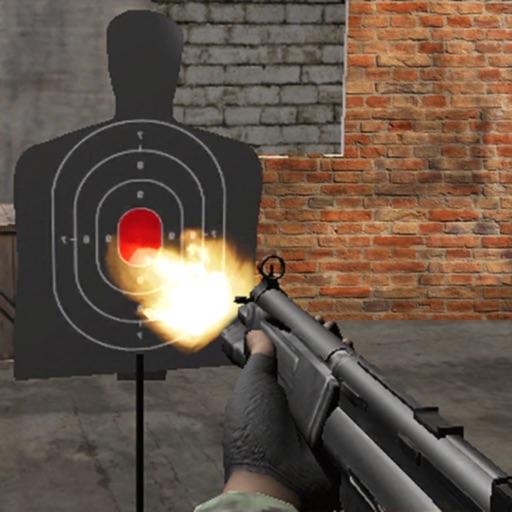 Shooting Range Target Shooter