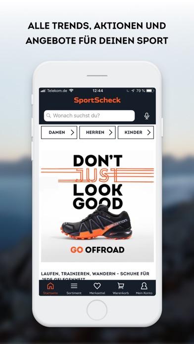 Herunterladen SportScheck - DEIN SPORT SHOP für Pc