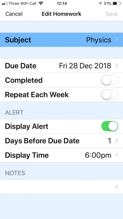 School Timetable screenshot-4