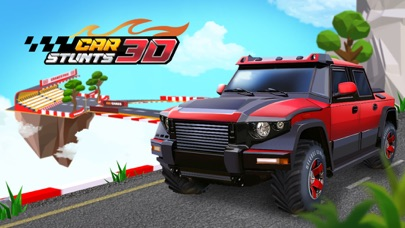 Car Stunts 3D - Sky Parkour screenshot 1