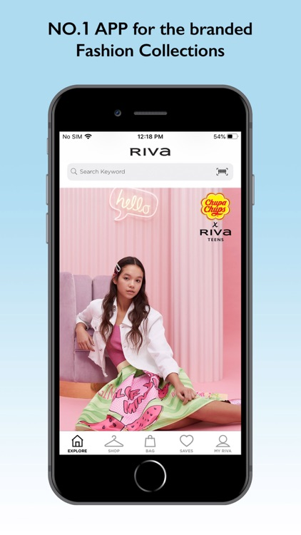 Riva Fashion ريڤا فاشن screenshot-0