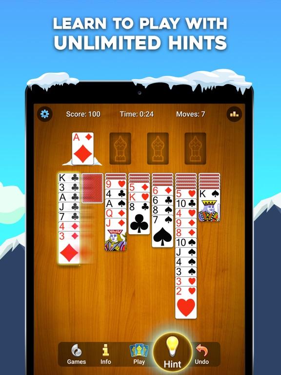 Yukon Russian – Solitaire Game screenshot 3