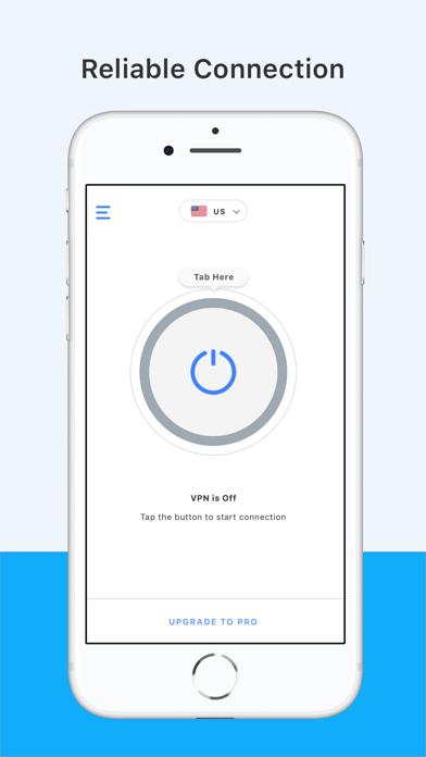Hotspot VPN Proxy & AdBlock screenshot three