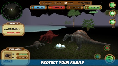 My Spinosaurus Simulator   App Price Drops