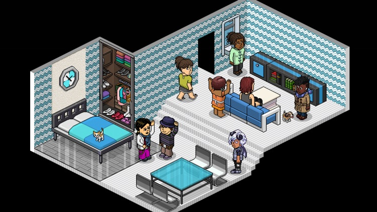 Habbo - Virtual World screenshot-5