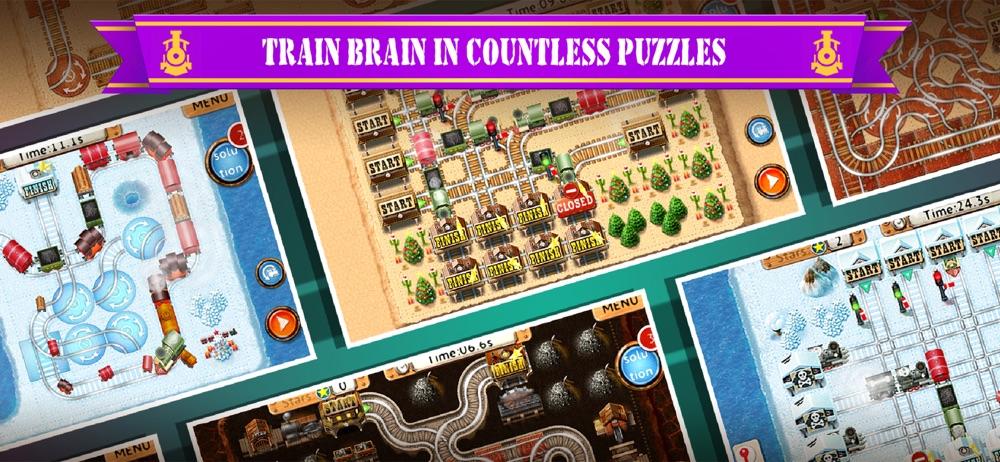 Rail Maze 2 : Train Puzzler Cheat Codes