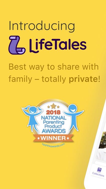 LifeTales Family Stories