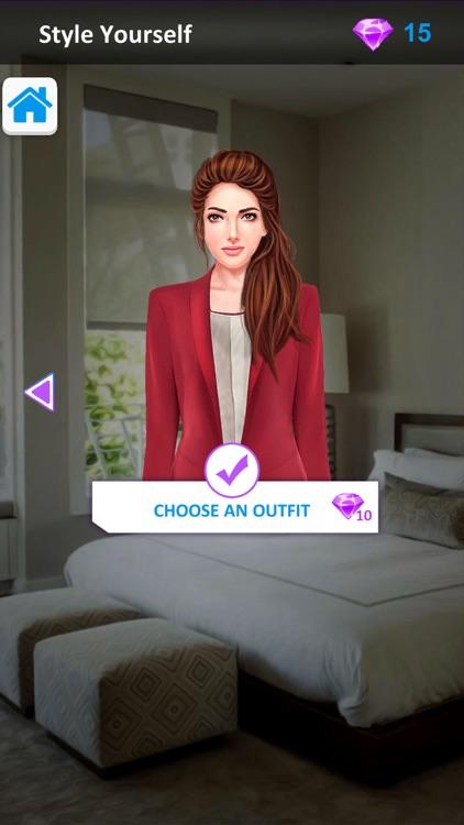 Elmsville Romance Story Game screenshot-6