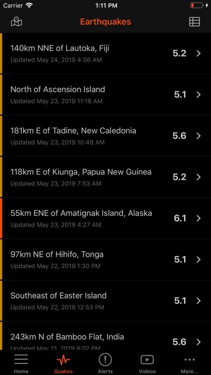 Disaster Prediction App screenshot-6