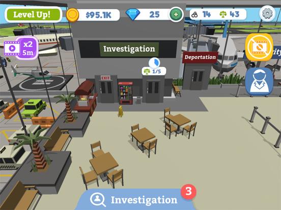 Idle Customs: Protect Airport screenshot 6