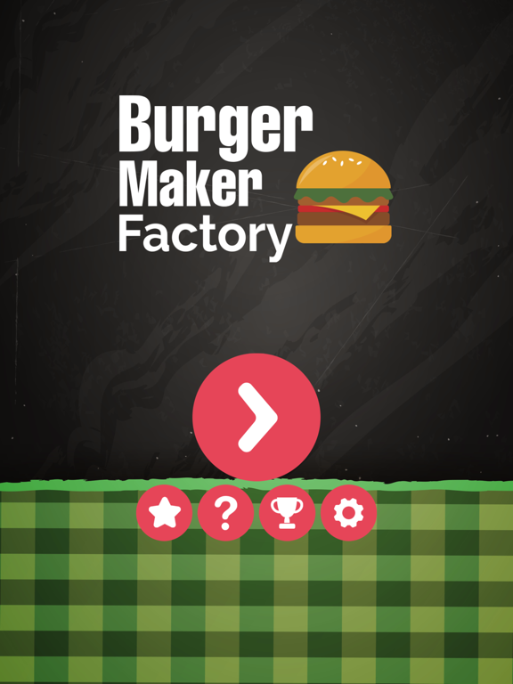 Burger Maker Factory screenshot 1