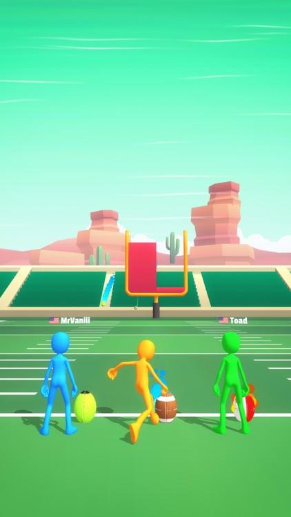 Five Kicks! screenshot-3