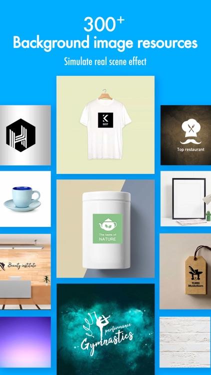 Logo Maker & graphic design screenshot-4