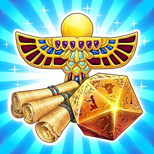 Cradle of Empires Match-3 Game iOS App