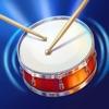 ドラム: リズムゲーム付き打楽器シミュレータ