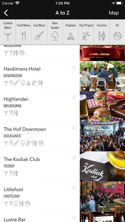 Melbourne's Bars and Pubs 2020
