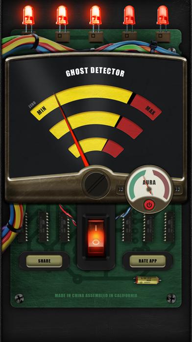 霊 探 知 機 - Ghost Detector Radarのおすすめ画像1