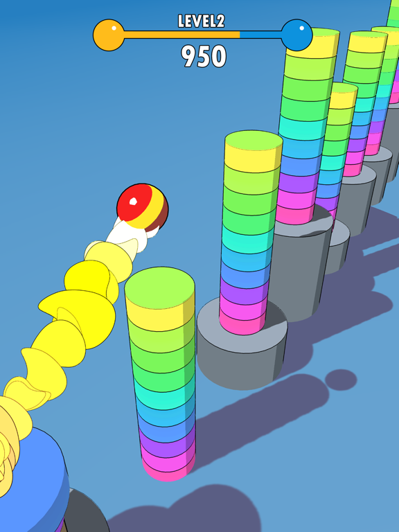 Ball Fly 3D screenshot 5