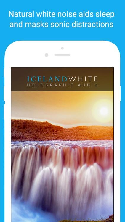 Iceland White: Noise Masking